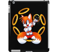 Classic Tails with rings iPad Case/Skin