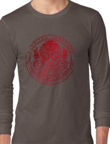 Howard Phillips Lovecraft Historical Society Cthulhu Long Sleeve T-Shirt