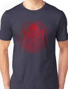 Howard Phillips Lovecraft Historical Society Cthulhu Unisex T-Shirt