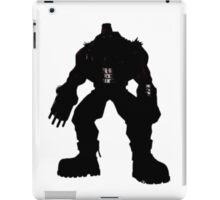 Wallace iPad Case/Skin