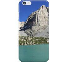 Ragged Peak iPhone Case/Skin