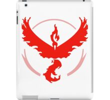 Pokemon Go - Team Valor iPad Case/Skin