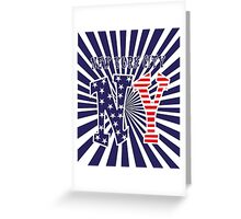 New Yorker Likers Greeting Card