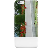 Roses and Water Lilies iPhone Case/Skin