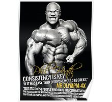 Consistency Is Key Poster