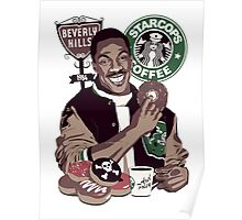 AXEL FOLEY - BEVERLY HILLS COP Poster