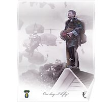 Special Forces- One day I will fly Poster