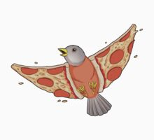 Pizza-Bird! by TS Rogers