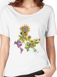 One World Women's Relaxed Fit T-Shirt