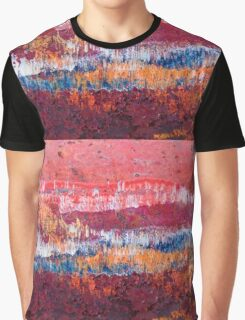 Hillside Sunset  Graphic T-Shirt