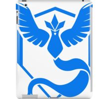 Pokemon Go - Team Mystic  iPad Case/Skin
