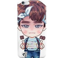 SEVENTEEN 아주 NICE - CHIBI DINO iPhone Case/Skin