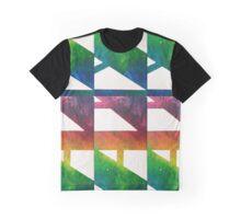 Spectrum Disruption: Fantasy Spacescape Graphic T-Shirt
