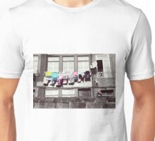 Ribeira in Porto, Portugal Unisex T-Shirt