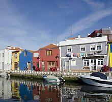 Aveiro, Portugal by avresa