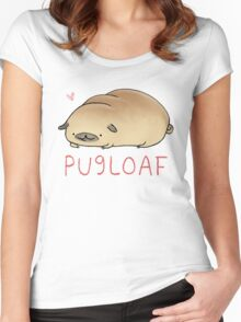 Pugloaf Women's Fitted Scoop T-Shirt