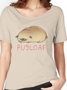 Pugloaf Women's Relaxed Fit T-Shirt