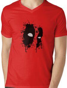 Antihero Mens V-Neck T-Shirt