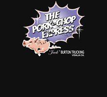 Pork Chop Express - Distressed Light Blueberry Variant Unisex T-Shirt
