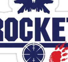 Galaxy Gun - Rocket Sticker
