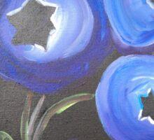 Blueberry Season Sticker