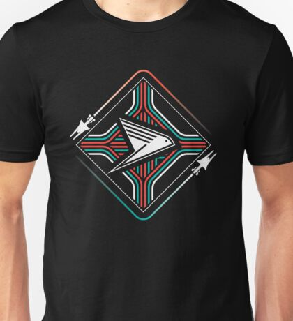 Space Racing  Unisex T-Shirt