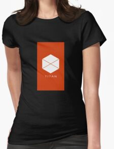 Titan  Womens Fitted T-Shirt