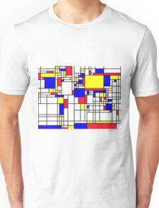 LARGE MONDRIAN Unisex T-Shirt