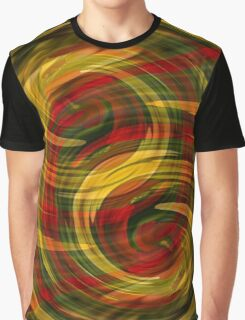 Petunia Swirl Graphic T-Shirt