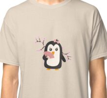 Japanese Penguin   Classic T-Shirt