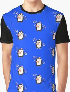 Japanese Penguin   Graphic T-Shirt