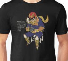 falcon to do list Unisex T-Shirt