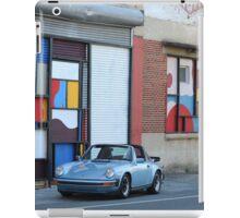 79 911 SC Targa iPad Case/Skin