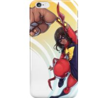 Miss Marvel iPhone Case/Skin