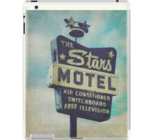 The Stars Motel in Chicago 2 iPad Case/Skin