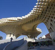 Metropol Parasol in Seville, Spain by avresa