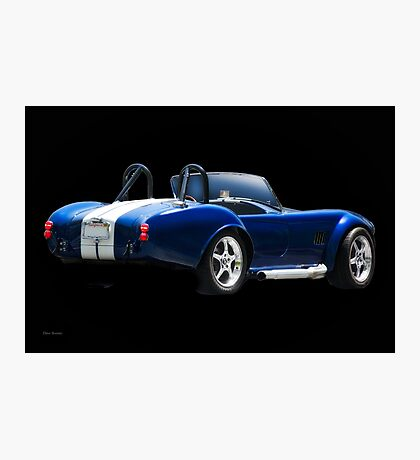 1966 Shelby Cobra 302 Photographic Print