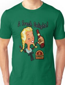 A Fresh Delight! Sunset Sarsaparilla Unisex T-Shirt