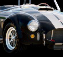 1966 Shelby Cobra 'Raiders' Roadster Sticker
