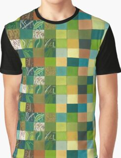 Euca Abstract Graphic T-Shirt