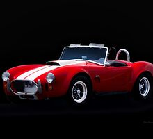1966 Shelby Cobra 'Little Red' Roadster by DaveKoontz