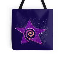 Spiraling Star * Tote Bag