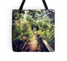Florida Foliage 2 Tote Bag