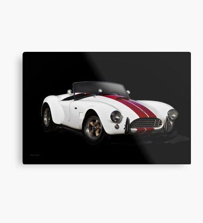 1965 AC Cobra 289 Roadster Metal Print