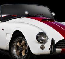1965 AC Cobra 289 Roadster Sticker