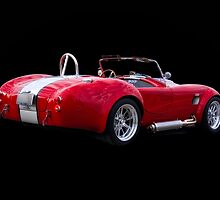 1965 Shelby Cobra 'Rally' Roadster II by DaveKoontz