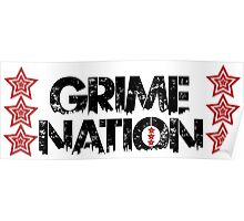 Grime Nation Poster