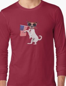 American pug Long Sleeve T-Shirt