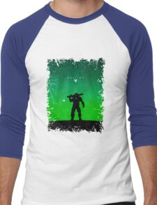 Warlock Robot Men's Baseball ¾ T-Shirt