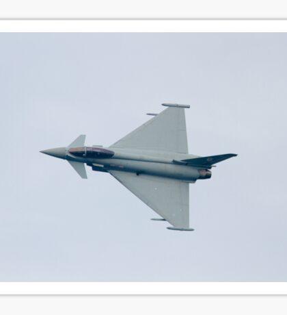 RAF Typhoon Jet Fighter Sticker